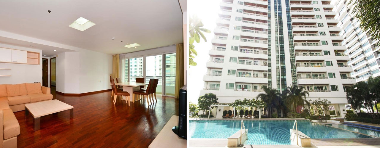 The-Residence-Sukhumvit-24-apartments-for-rent